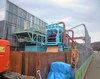 泥水シールド工事用機器